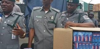 Custom Officials