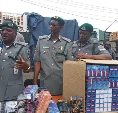Nigerian Customs Services