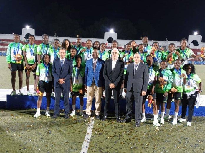 Nigeria Female Team