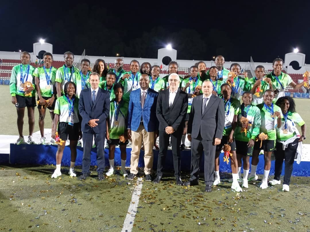 Nigeria Beat Cameroon On Penalties To Win Gold In Morocco