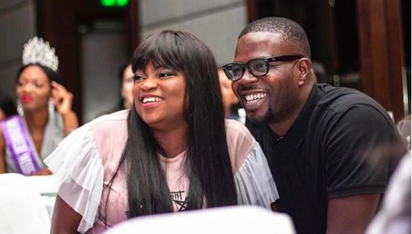 Funke Akindele Host Party For Husband Amid Lockdown Orders (Video)