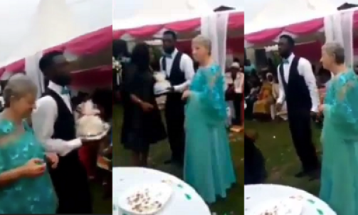 The Nigerian man and the white woman