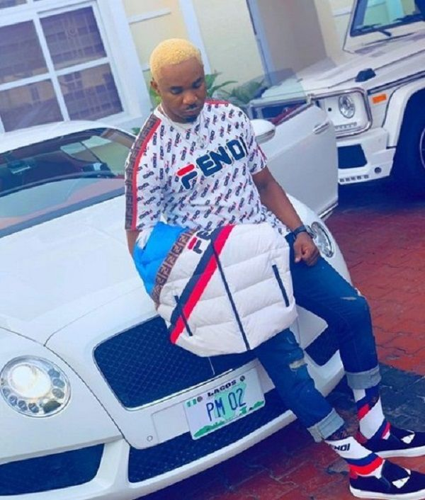 pretty mike club onwer lagos expensive cars 2 7b56 - In Lagos, 'A Pretty Woman Is Not Meant For Only One Man' – Pretty Mike