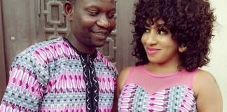 Afeez Abiodun and Mide Martins