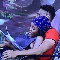 See What Diane, Elozonam Were Caught Doing In HOH Room (Video) — Information Nigeria