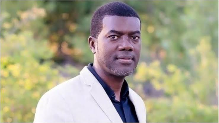 People Were Only Happy When Jesus Shared Food And Wine: Reno Omokri