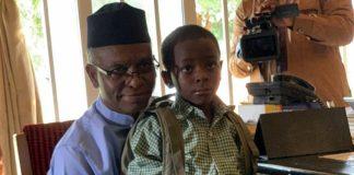 el-rufai and son