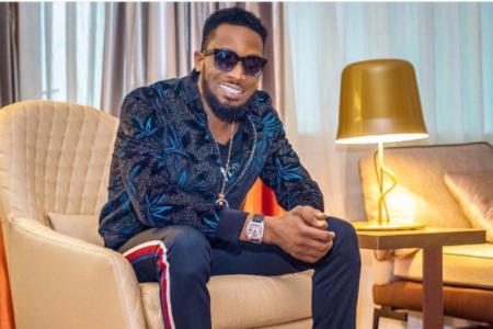 You Will Never Be Fulfilled Life By Hating On Someone Else's Success: D'Banj
