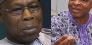 Genera; Akinrinade, Obasanjo