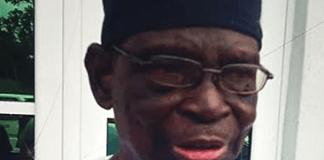 The deceased, Senator Akinfenwa