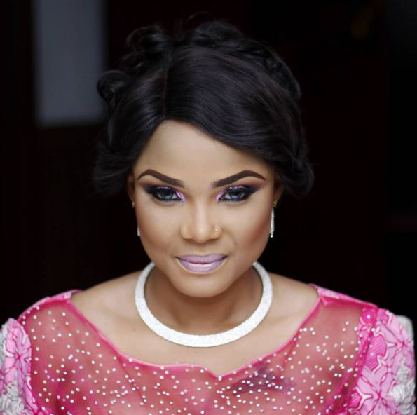 Iyabo Ojo Sparks Marriage Rumour With Wedding Ring