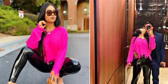 Nina Ivy, Boyfriend React To Queen Ireta Leaked Whatsapp Chat