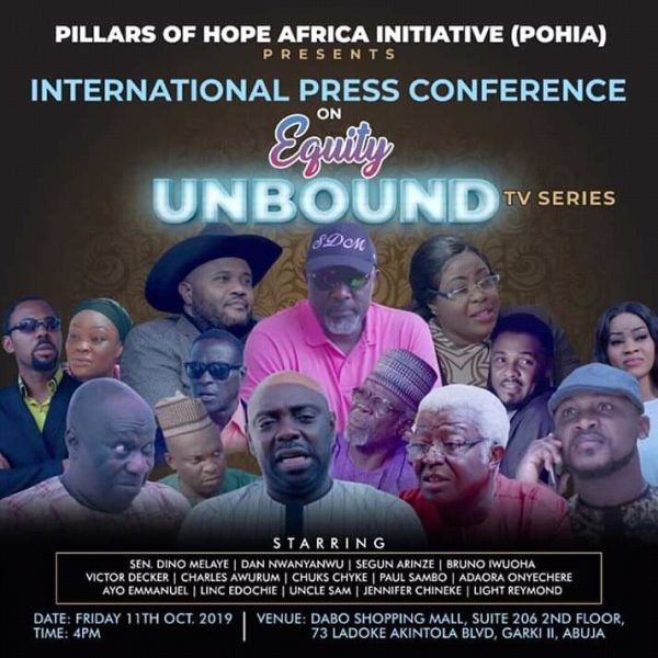 Dino Melaye Joins Nollywood; To Characteristic In 'Equity Unbound'