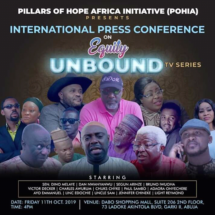 Dino Melaye Joins Nollywood; To Function In 'Equity Unbound'