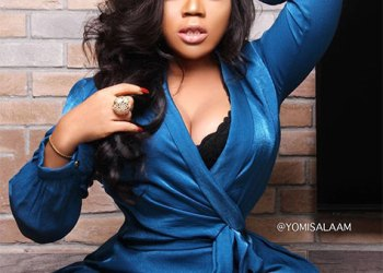 Moyo Lawal Replies Lady Who Preached Repentance To Her (Photograph)
