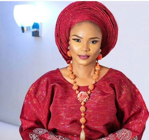 Actress, Iyabo Ojo Says 2019 Has Been A Tough But Beautiful One