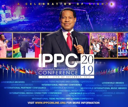 , IPPC 2019: A Celebration Of Those Who Have Given Glory To God, All 9ja