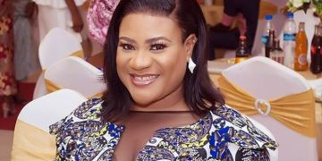 Actress Nkechi Blessing Shares Sexy Bedroom Photos
