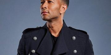 American Singer, John Legend Named 'Sexiest Man Alive' (Picture)