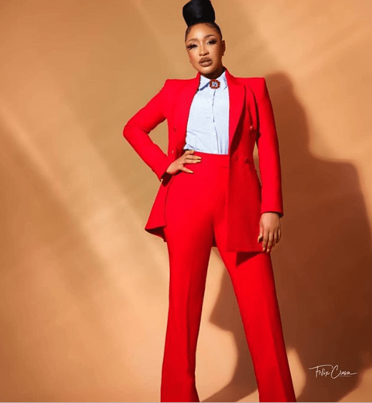 Stop Comparing Yourself To Others – Tonto Dikeh