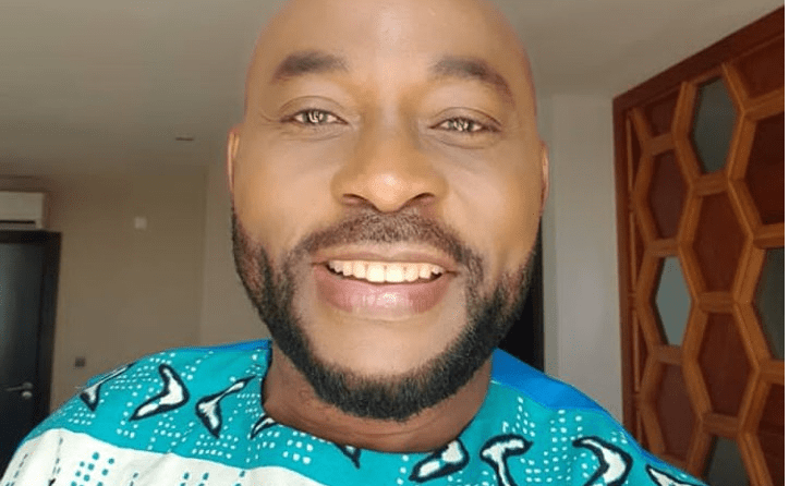 Nollywood Actor RMD Unveils New Look (Picture)