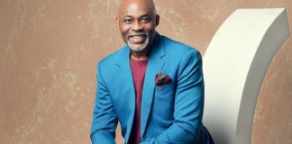 Nollywood Actor RMD