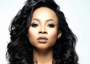 Toke Makinwa Claps Back At Yomi Black Over Comment On Her Lifestyle