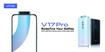 Vivo Sets A Pace In Mobile Photography With The Launch Of V17Execs Dual Pop Up Front Camera And AI Quad Rear Camera
