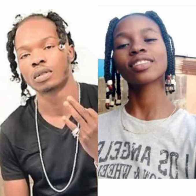 Female Naira Marley Emerges Online, Goes Viral