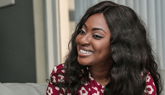 Actress Yvonne Jegede Celebrates Son's First Birthday (Picture)