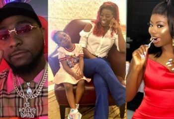 Davido's Baby Mama Tells Story Of How Her Daughter's US Passport Was Stolen
