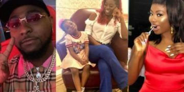 Davido's Baby Mama Tells Story Of How Her Daughter's US Passport Was Stolen