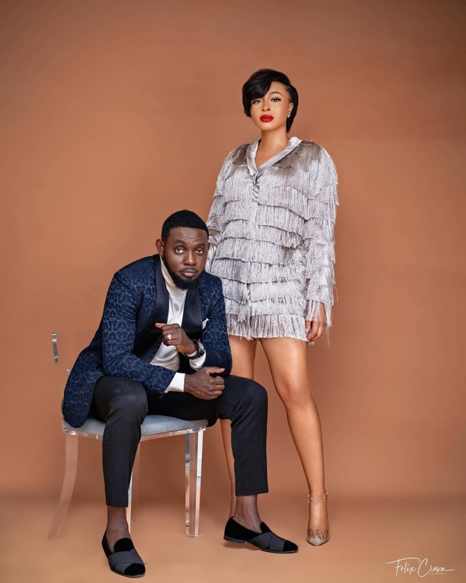 See How Comedian AY Makun Is Celebrating His Wife's Birthday