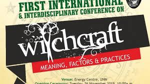 Witchcraft conference