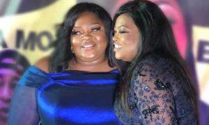 Funke Akindele and Eniola Badmus