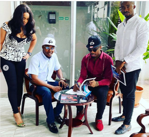 BBNaija Ike Signs Endorsement Deal With PriverevauxNG