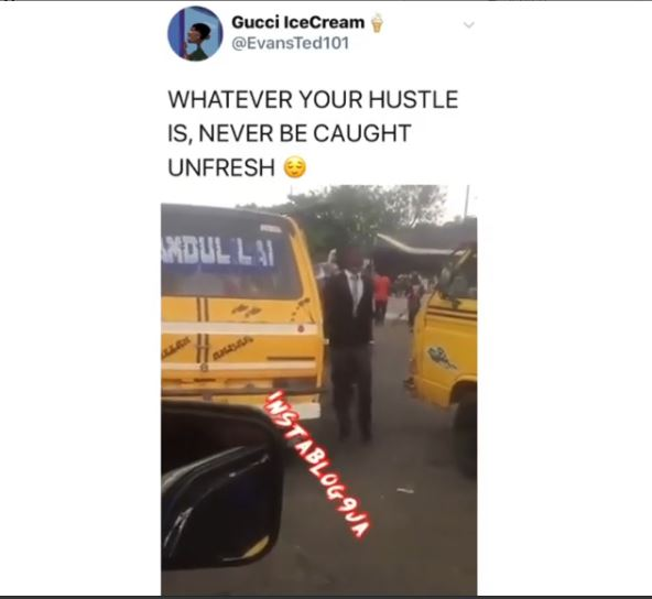 Lagos Bus Conductors