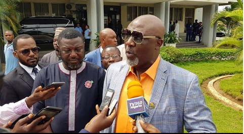 You Voted Me Today But Prepared Results Already In Place: Melaye