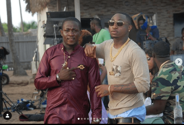 Show Promoter Kogbagidi Reveals A Well-Kept Secret About Davido
