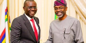 Sanwo-Olu, Gbajabiamila Show Off Their Football Skills (VIDEO)