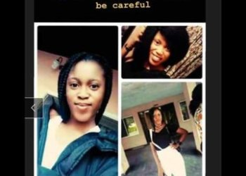 Angry Nigerian Lady Vows To Infect Men With HIV (Pictures)