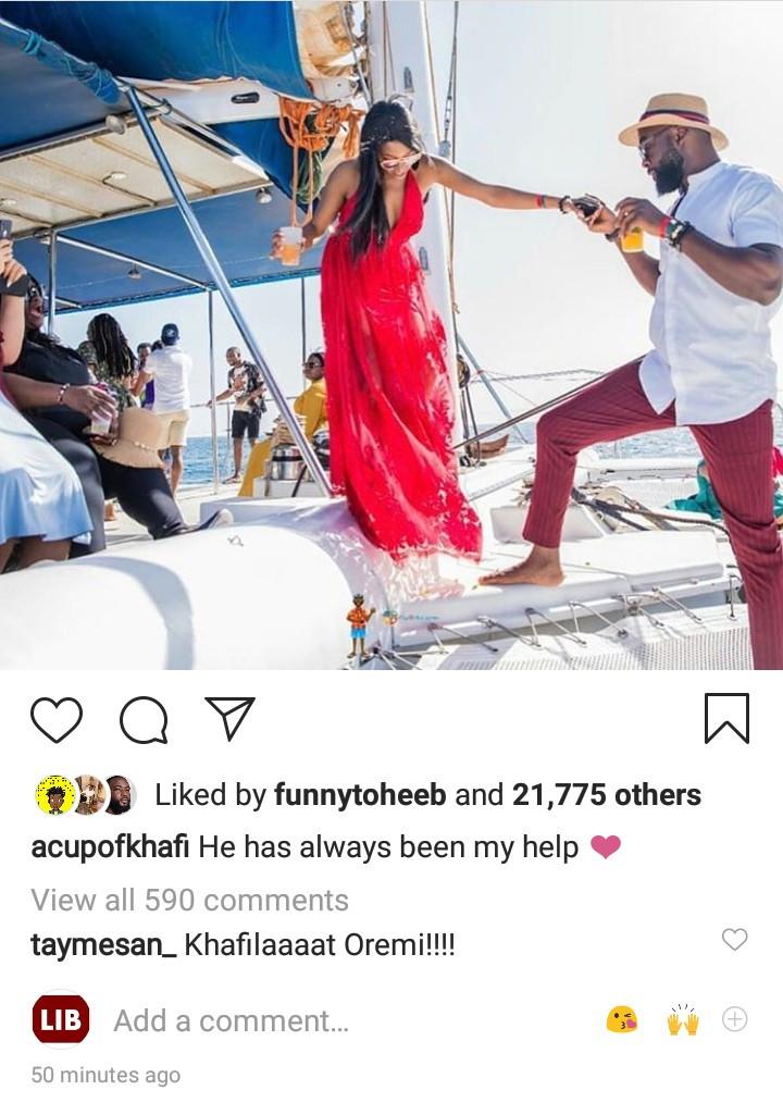 Khafi's post