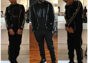 Peter Okoyes Son, Cameron Shows Off Dancing Skills (Video)