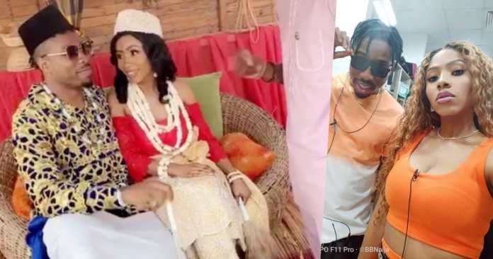 Image result for Ike Onyema & Mercy Eke throw shades on Twitter over the past few hours