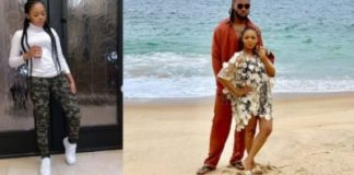 Singer Flavour and Chidinma