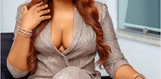Nollywood actress, Mercy Aigbe