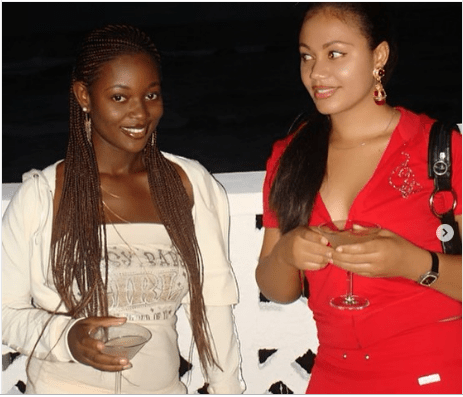 Nadia Buhari Celebrates Jackie Appiah's Birthday With Throwback Photo