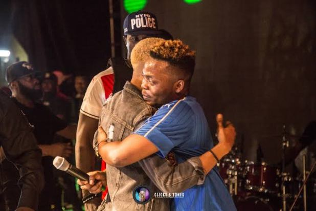 Olamide and Reminisce