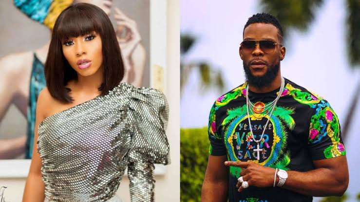Mercy Eke Continues To Fuel Dating Rumors With Willie XO (Video)