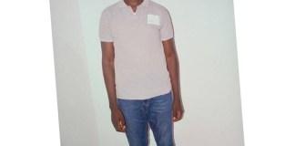 The convict, Francis Yusuf Kyamang